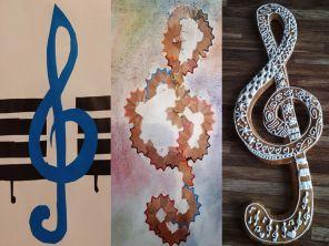 Obrázek k aktualitě Originální houslové klíče