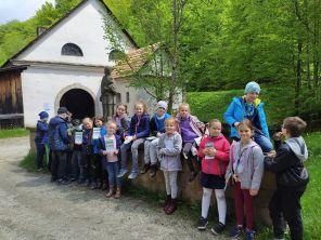 Obrázek k aktualitě Školní družina v Mlýnské dolině